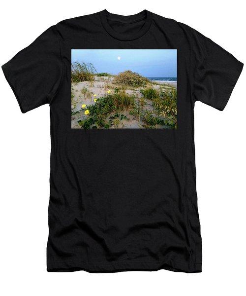 Beach Bouquet Men's T-Shirt (Athletic Fit)