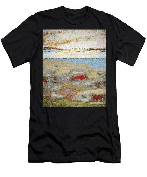 Beach Dunes Men's T-Shirt (Athletic Fit)