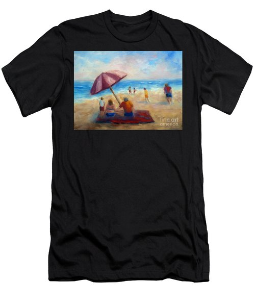 Beach Fun Men's T-Shirt (Athletic Fit)