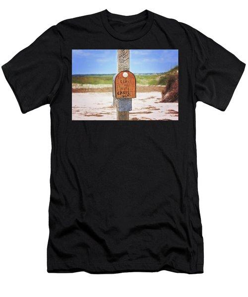 Beach Mail Men's T-Shirt (Athletic Fit)