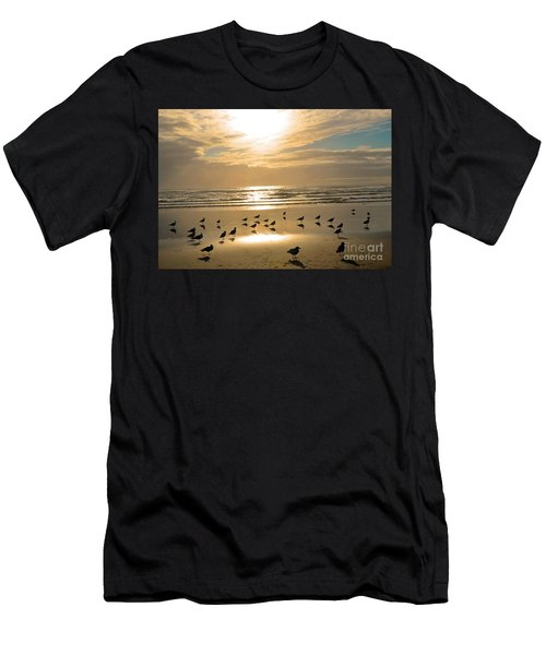 Beach Party Men's T-Shirt (Athletic Fit)
