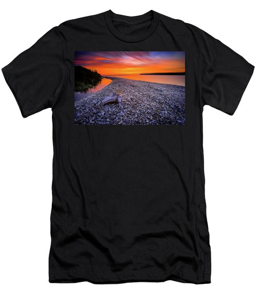 Beach Road Men's T-Shirt (Athletic Fit)