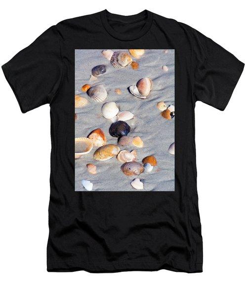Beach Shells Men's T-Shirt (Athletic Fit)