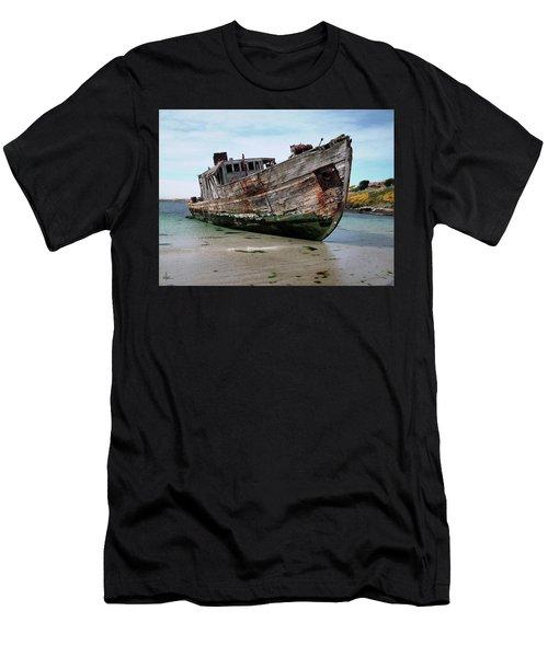Beached Men's T-Shirt (Athletic Fit)