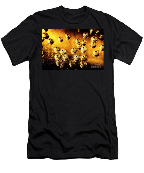 Beads From Another Universe Men's T-Shirt (Athletic Fit)