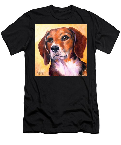 Beagle Billy Men's T-Shirt (Athletic Fit)