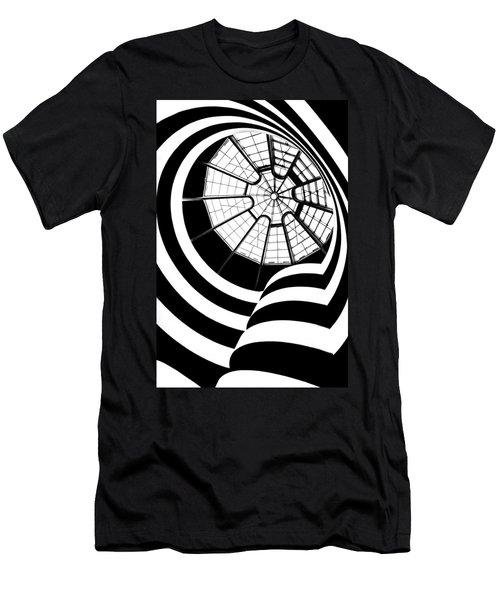 Beam Me Up  Men's T-Shirt (Slim Fit) by Az Jackson