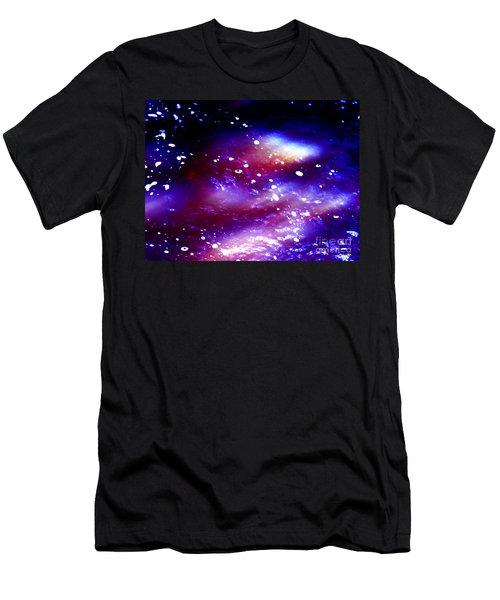 Beaming Light Men's T-Shirt (Athletic Fit)