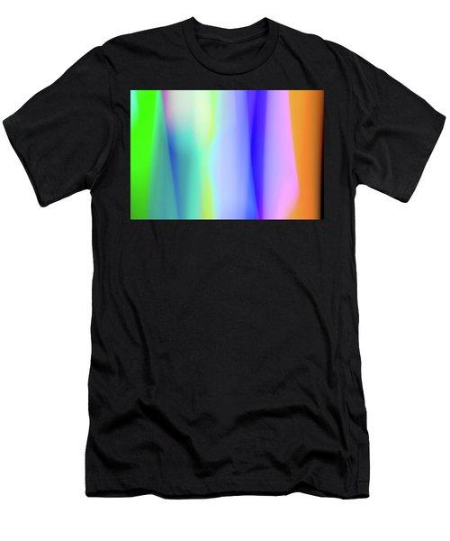 Beaming Men's T-Shirt (Athletic Fit)