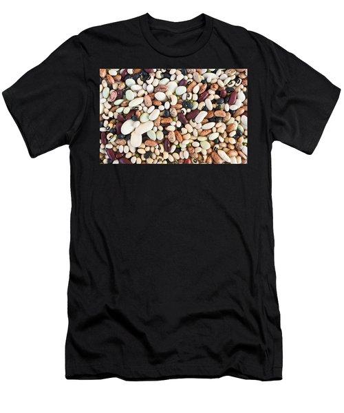 Beans Men's T-Shirt (Athletic Fit)