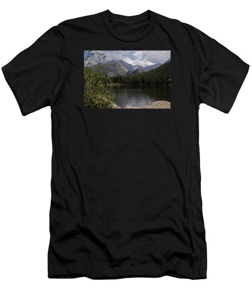 Bear Lake 1 Men's T-Shirt (Athletic Fit)