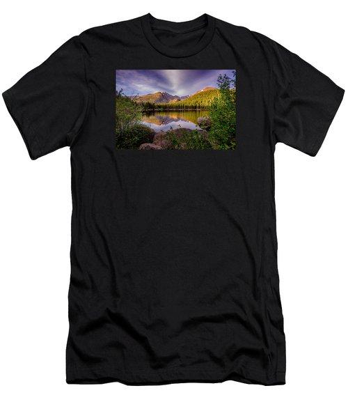 Bear Lake 2 Men's T-Shirt (Slim Fit)
