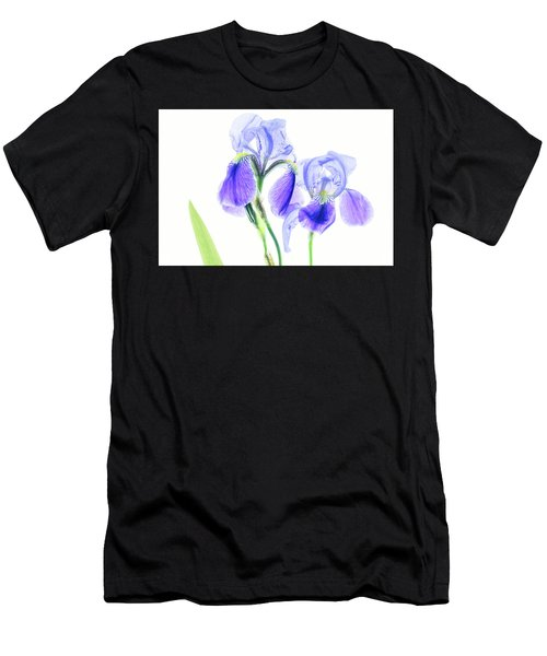 Bearded Iris Men's T-Shirt (Athletic Fit)