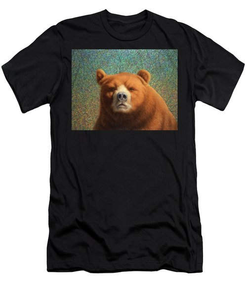 Bearish Men's T-Shirt (Athletic Fit)