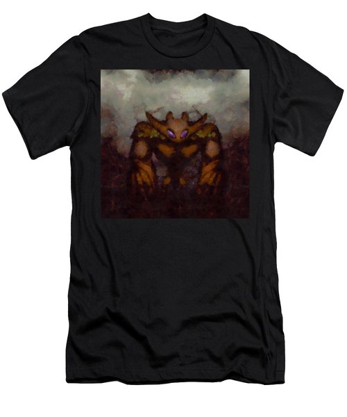 Beast Of My Dreams Men's T-Shirt (Athletic Fit)