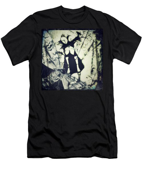 Beating Of Wings Men's T-Shirt (Athletic Fit)