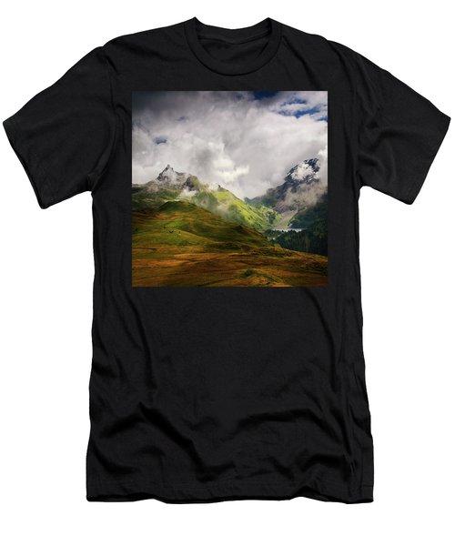 Beaute Sauvage Men's T-Shirt (Athletic Fit)