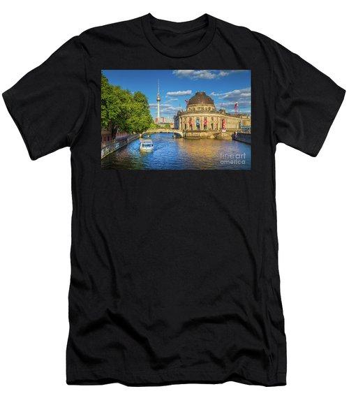 Beautiful Berlin Men's T-Shirt (Athletic Fit)