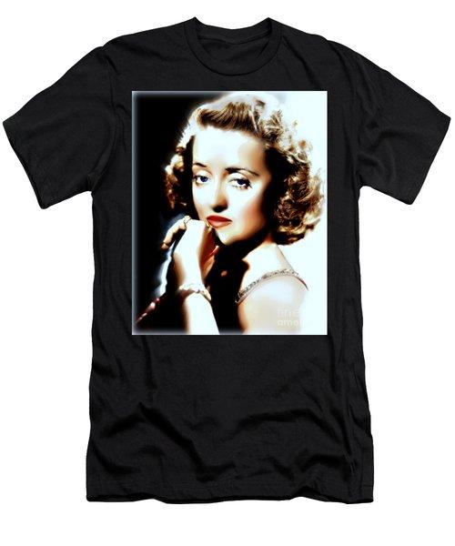 Beautiful Bette Men's T-Shirt (Slim Fit) by Wbk