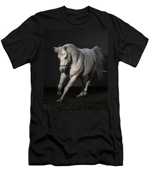 Beautiful Dancer Men's T-Shirt (Athletic Fit)