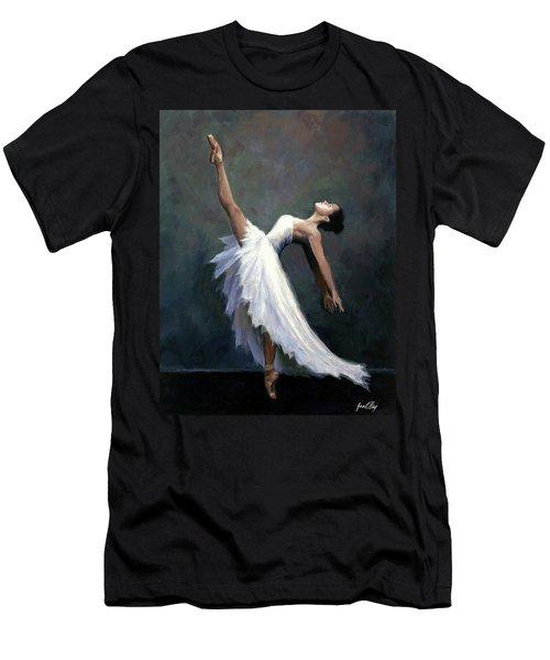 Beautiful Dancer Men's T-Shirt (Athletic Fit)