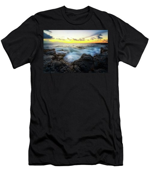 Men's T-Shirt (Slim Fit) featuring the photograph Beautiful Ending by Ryan Manuel