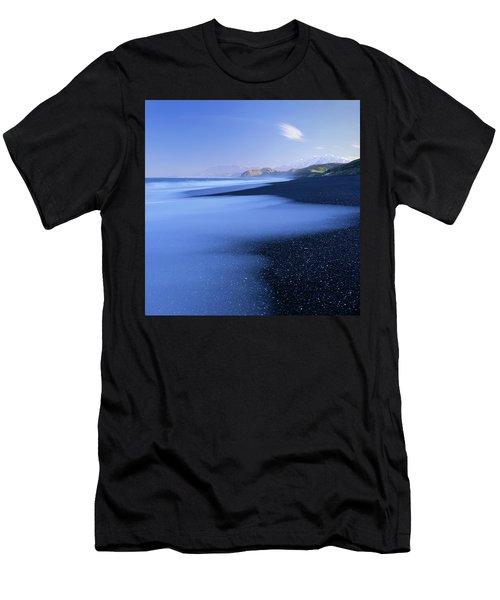 Beautiful Kekerengu Bay, New Zealand Men's T-Shirt (Athletic Fit)
