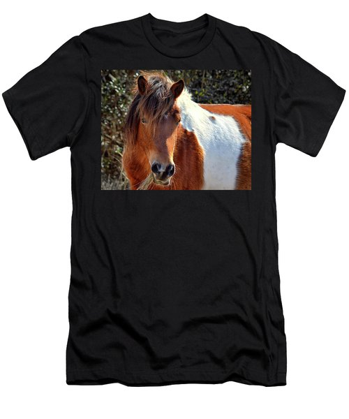 Beautiful Mare Ms. Macky Men's T-Shirt (Athletic Fit)