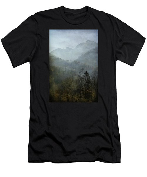 Beautiful Mist Men's T-Shirt (Athletic Fit)