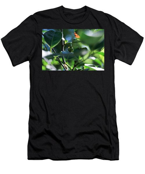 Beautiful Nature Men's T-Shirt (Athletic Fit)