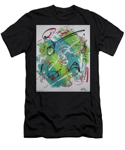 Beautiful Noise Men's T-Shirt (Athletic Fit)
