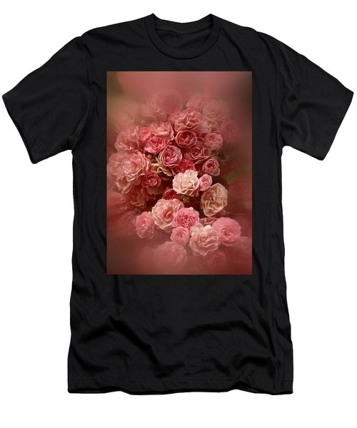 Beautiful Roses 2016 Men's T-Shirt (Athletic Fit)