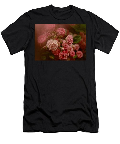 Beautiful Roses 2016 No. 2 Men's T-Shirt (Athletic Fit)