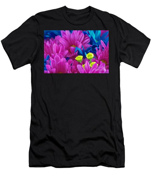 Beauty Among Beauty Men's T-Shirt (Slim Fit) by Ray Shrewsberry