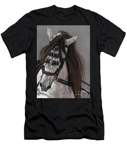 Beauty In Hand Men's T-Shirt (Slim Fit) by Sheri Gordon