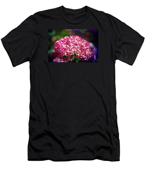 Beauty In Pink Men's T-Shirt (Athletic Fit)