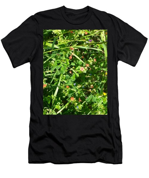 Beauty In The Details Men's T-Shirt (Athletic Fit)