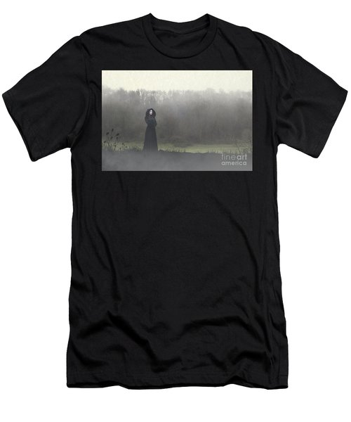 Beauty In The Fog Men's T-Shirt (Athletic Fit)