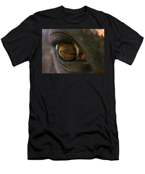 Beauty Is In The Eye Of The Beholder Men's T-Shirt (Athletic Fit)