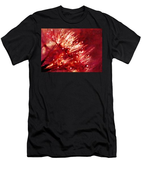 Beauty Of Fragility Men's T-Shirt (Athletic Fit)