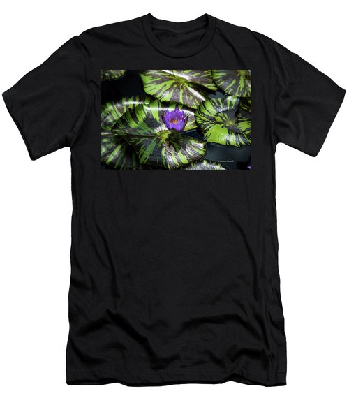 Beauty Rises To The Top Men's T-Shirt (Athletic Fit)