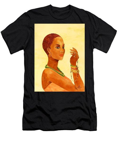 Beauty Stance Men's T-Shirt (Athletic Fit)