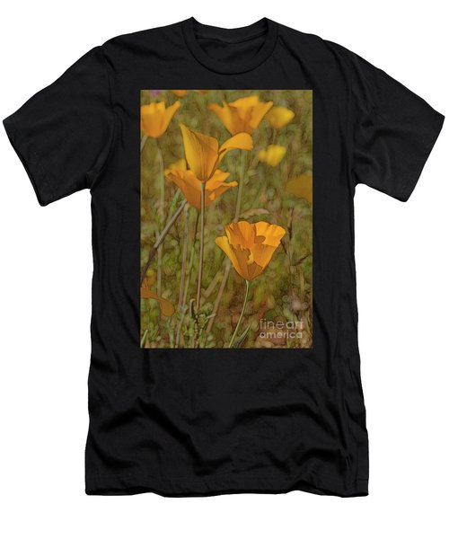 Beauty Surrounds Us Men's T-Shirt (Athletic Fit)