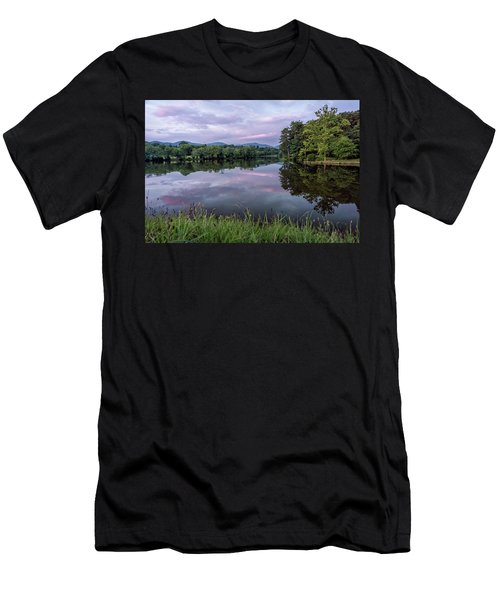Beaver Lake Reflections Men's T-Shirt (Athletic Fit)