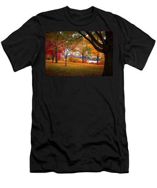 Beaver Park Men's T-Shirt (Athletic Fit)