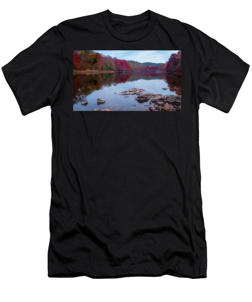 Beavers Bend State Park Men's T-Shirt (Athletic Fit)