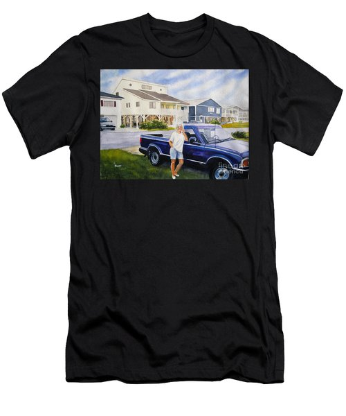 Becky Men's T-Shirt (Athletic Fit)