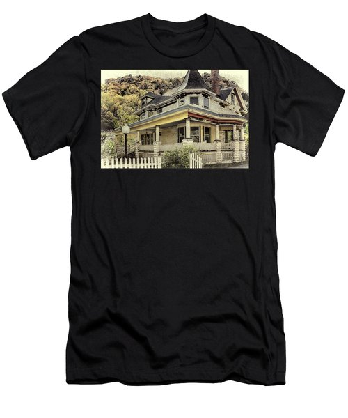 Bed And Breakfast  Of Old Men's T-Shirt (Athletic Fit)