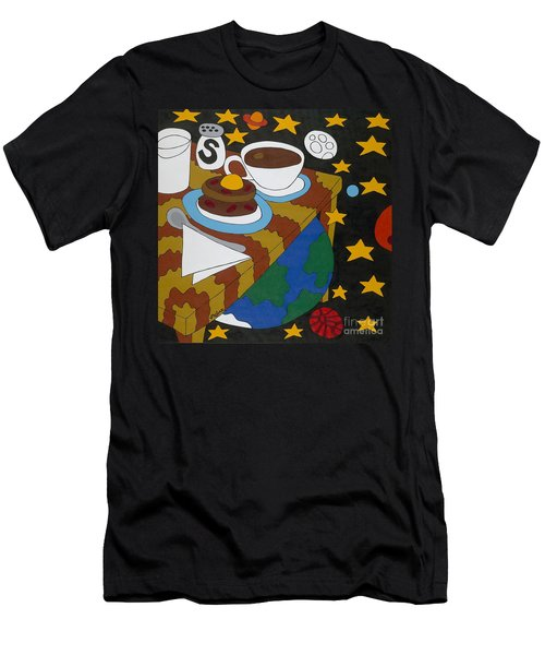 Bed And Breakfast Men's T-Shirt (Athletic Fit)