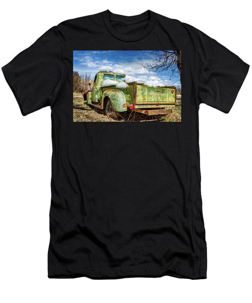 Bed Full Of Clouds Men's T-Shirt (Athletic Fit)